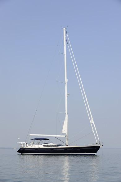 Luxury Yacht Charters aboard Tilly Mint 17