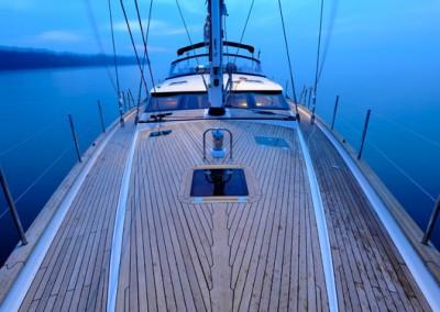Luxury Yacht Charters aboard Tilly Mint 2