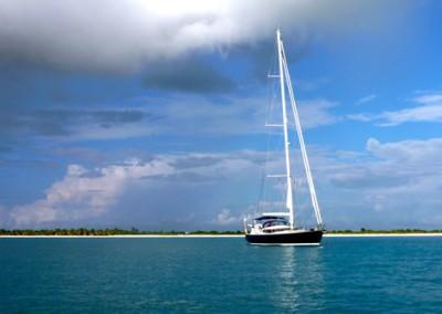 Luxury Yacht Charters aboard Tilly Mint 4