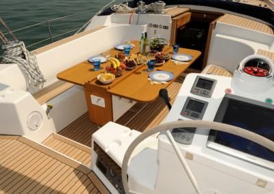 Luxury Yacht Charters aboard Tilly Mint