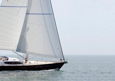 Luxury Yacht Charters aboard Tilly Mint in the Caribbean