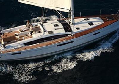 Luxury Yacht Charters in the Caribbean aboart Sailing Yacht Zuma 1