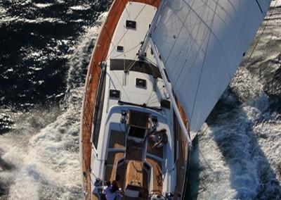 Luxury Yacht Charters in the Caribbean aboart Sailing Yacht Zuma 10