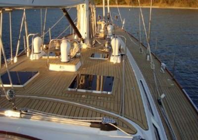 Luxury Yacht Charters in the Caribbean aboart Sailing Yacht Zuma 13