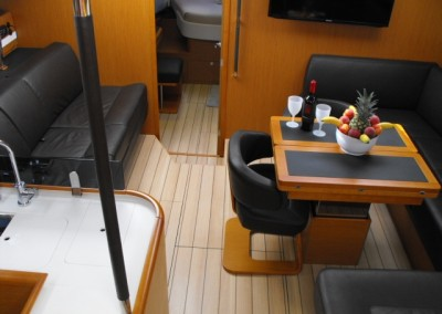 Luxury Yacht Charters in the Caribbean aboart Sailing Yacht Zuma 2