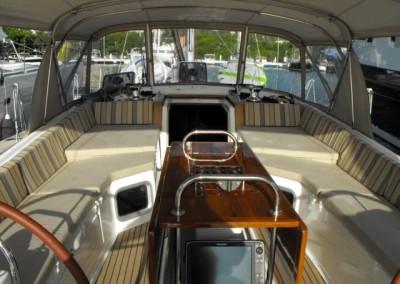 Luxury Yacht Charters in the Caribbean aboart Sailing Yacht Zuma 7