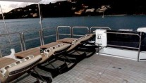 Moto Yacht GO is available for charter in the Caribbean 12
