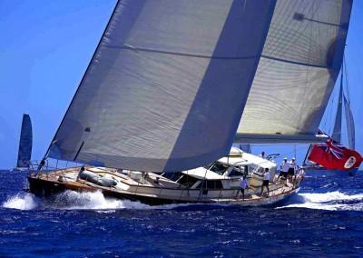 Unforgettable Luxury Yacht Charters aboard SY Marae