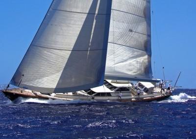 Unforgettable Luxury Yacht Charters aboard SY Marae 11