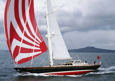 Unforgettable Luxury Yacht Charters aboard SY Marae 13