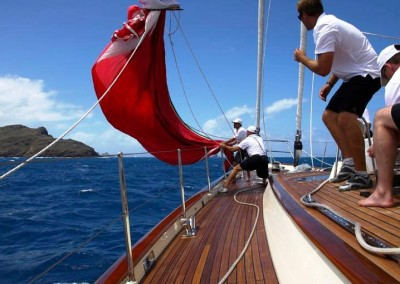 Unforgettable Luxury Yacht Charters aboard SY Marae 14