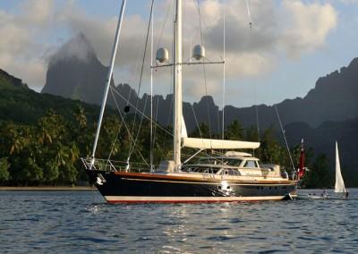 Unforgettable Luxury Yacht Charters aboard SY Marae 19