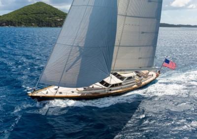 Unforgettable Luxury Yacht Charters aboard SY Marae 2