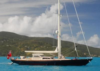 Unforgettable Luxury Yacht Charters aboard SY Marae 8