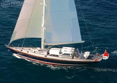 Unforgettable Luxury Yacht Charters aboard SY Marae 9