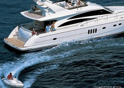 luxury yacht charter aboard motor yacht sorana 13
