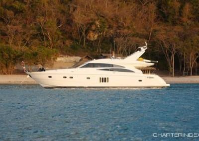 luxury yacht charter aboard motor yacht sorana 16