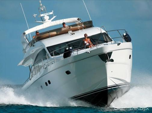 Sorana - Luxury Yacht Charters in the Caribbean
