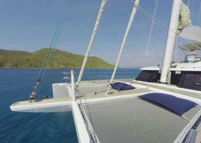 Catamaran Miss Kirsty - Available for Charter in the Caribbean 11