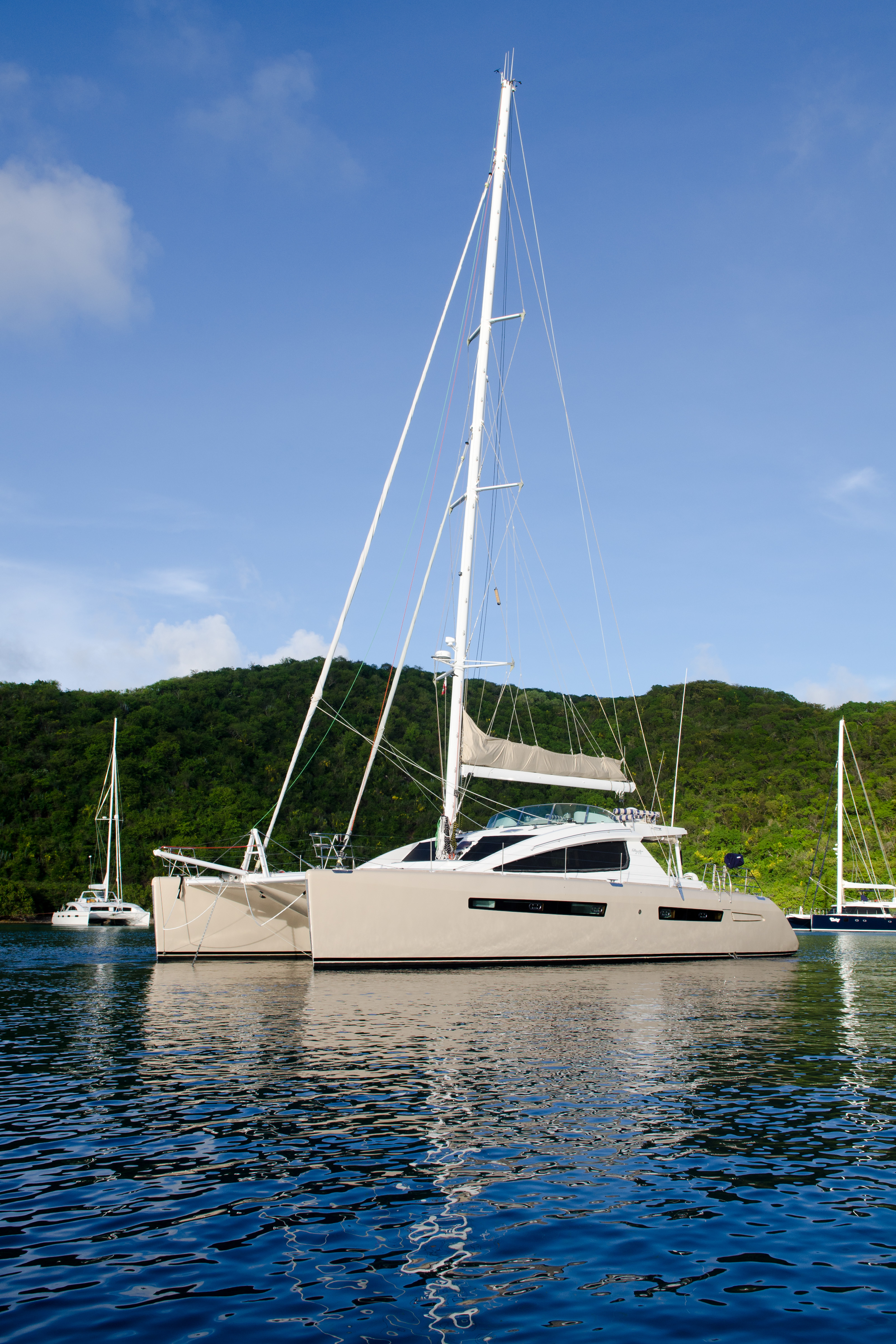 Xenia 62- Luxury Yacht Charters in the Caribbean