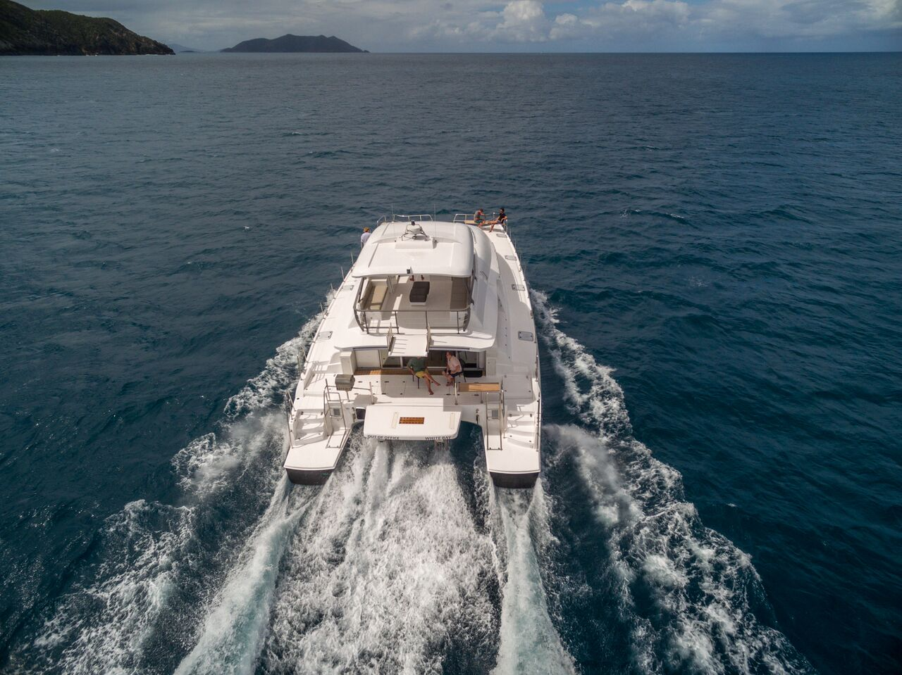 Out of Office - Luxury Yacht Charters in the Caribbean