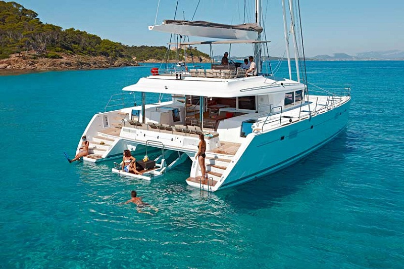 Yacht Charters in the Mediterranean