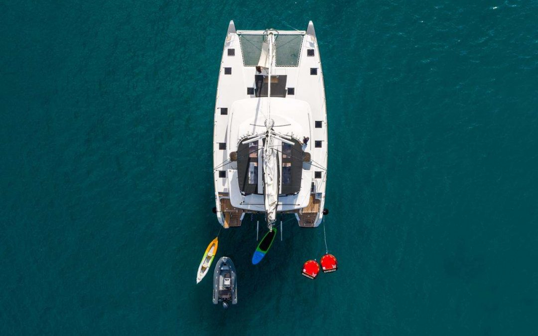 20% Discount On S/Y Nomad