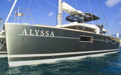 Super Special Offer Aboard Alyssa